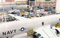 Producing the Navy's P-8A Poseidon