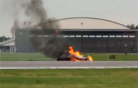 Fatal Crash at Kansas City Air Show