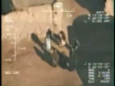 Intense UAV Footage from Afghanistan