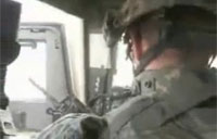 US Soldiers vs. Insurgent Ambush