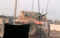 US Army Engages Iraqi Insurgents