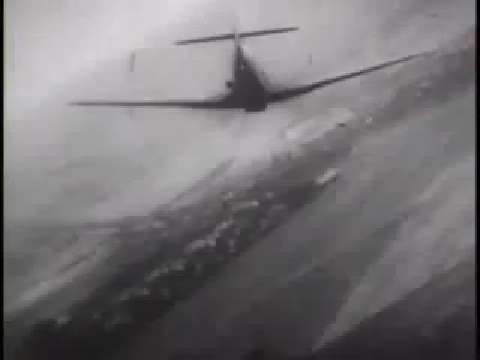 WWII P-51and Spitfire Gun Cam Footage