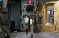 Boston Dynamics Unveils Petman Robot