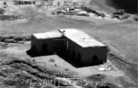 Taliban Position Hit with Hellfire Missile