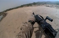 Helmet Cam: Marines Ambushed Part 1