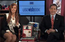Miss USA Promotes the USO Wishbook