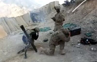 The Taliban Get 'Tebowed'