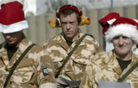 'So This is Christmas' in the Military