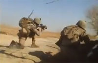 Marines Destroy Insurgents in Marjah