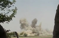 HIMARS Missile Dropped on Taliban