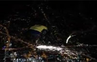 Navy SEALs Parachute Into Hollywood