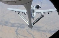 188th Warthogs In Flight Refueling
