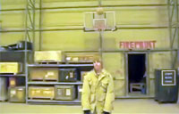 Navy Basketball Trick Shots Go Viral
