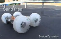 Sand Flea Robot Jumps 30ft High