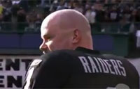 Raiders Help Dad Surprise Family