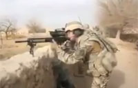Irish Sharpshooter Kills Taliban