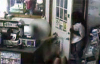 Female Store Owner Shoots Robber