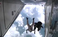 Navy SEALs HALO Training Jump
