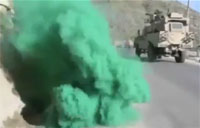 Firefight in Pech Valley, Afghanistan