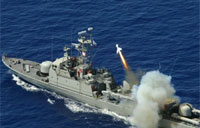 Live-Fire Anti-Ship Missile Exercise