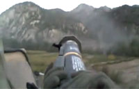 Owning Taliban with AT4 Rockets