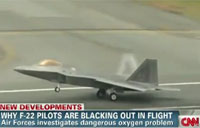 Why F-22 Pilots Black Out in Flight