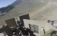Close Call in Afghanistan