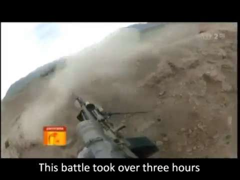 GROM Takes Out Taliban in Afghanistan