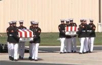 Dignified Transfer of Americans Killed in Libya