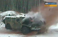 New Military Gear Showcased in Russia