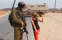 Palestinian Kids Forced to Bully Soldiers