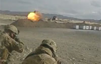 Blowing Stuff up in Afghanistan