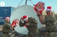 British Military says Merry Christmas!