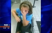TSA Detains Young Girl in Wheelchair