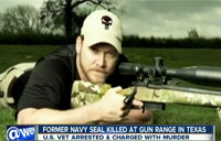 Former SEAL Killed at Gun Range