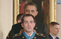 Romesha Awarded Medal of Honor