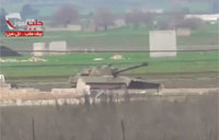 FSA Engages Tank with Metis Rocket