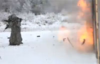 US Special Forces Train in Alaska