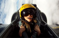 Breitling Jet Team Ride-Along!