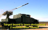 DAGR Missile System Used on JLTV