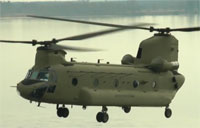 Female Crew Puts Chinooks to Test