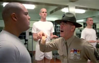Full Metal Jacket in 5 Seconds