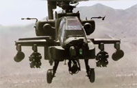 Boeing's New Apache Helicopter