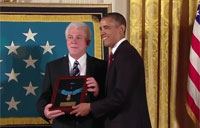 MOH Awarded to Korean War Chaplain