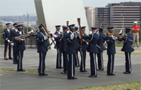 Air Force Drill Team @ DC Pt. 1