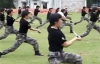 China's Female Special Forces Unit