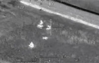 FLIR Footage of Taliban Engagement