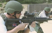 British Army Close Protection Pt. 1