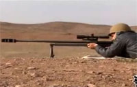 Shooting the Steyr HS .50 Rifle