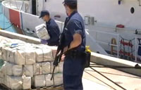 USCG Intercepts $27 Mil in Cocaine!